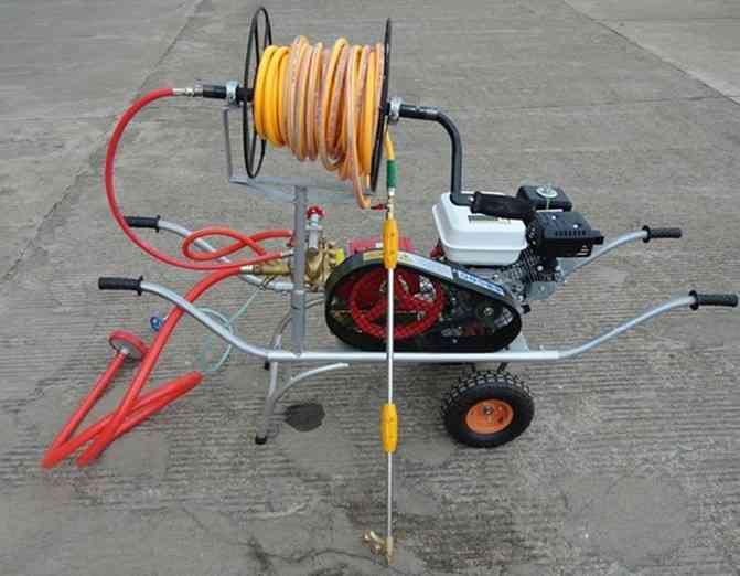 供应机动喷雾器